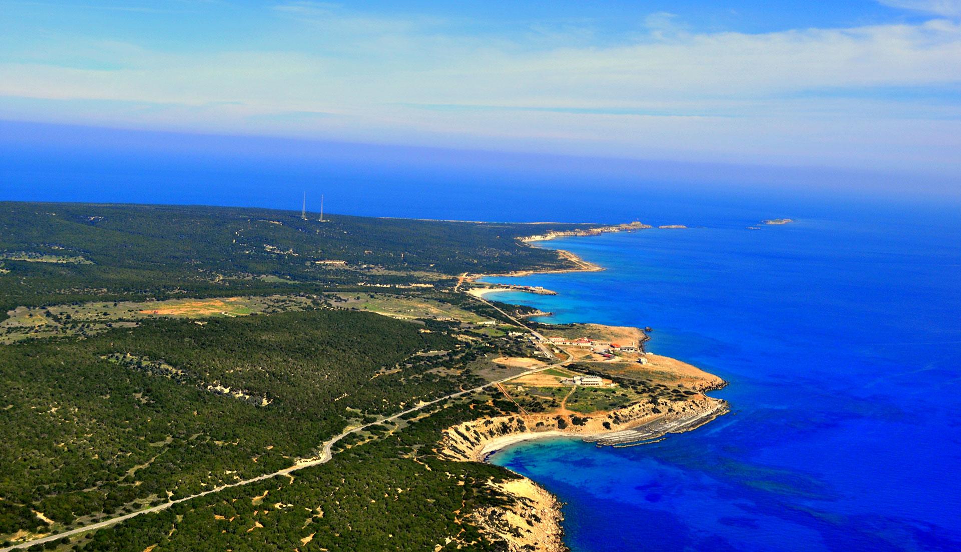 شبه جزیره کارپاس